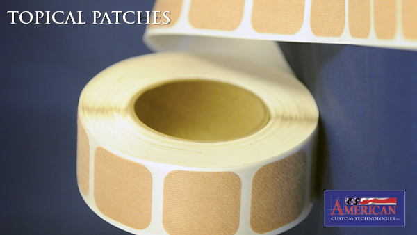 Topical Patches